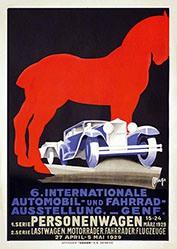 Maga Publicité - Automobil Ausstellung