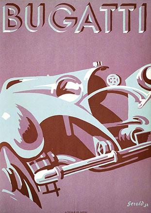 Hunziker Gerold - Bugatti