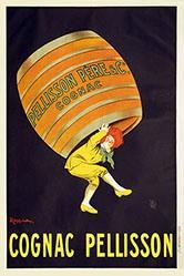 Cappiello Leonetto - Cognac Pellisson