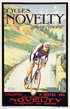 Dupin Martin - Cycles Novelty