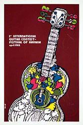 Bachs - Guitar Contest-Festival