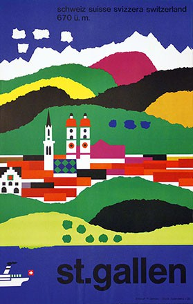 Geisser Robert - St. Gallen