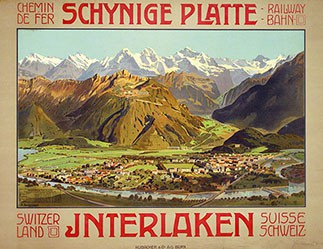 Reckziegel Anton - Interlaken