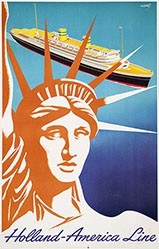 Mettes Frans - Holland-America Line