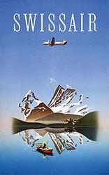 Leupin Herbert - Swissair
