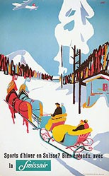 Ott Henri - Sports d'hiver en Suisse?