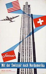 Ott Henri - Mit der Swissair