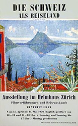 Carigiet Alois - Die Schweiz als Reiseland