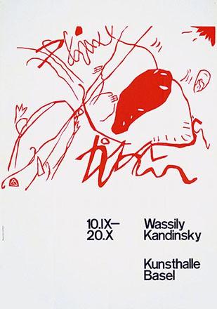 Anonym - Wassily Kandinsky
