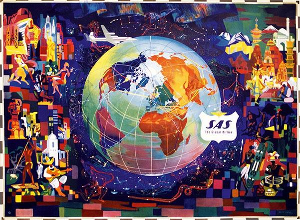 Uthaug Jorleif  - SAS - The Global Airline