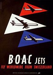 Wild J. - BOAC Jets