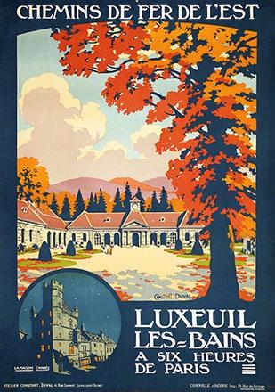 Duval Constant Léon - Luxeuil-les-Bains