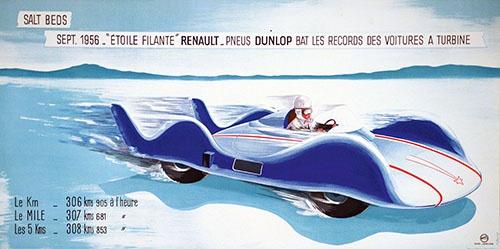 Charliat P. - Renault - Pneus Dunlop