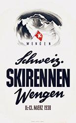 Thöni Hans - Schweiz. Skirennen