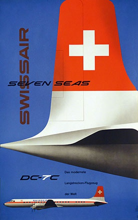 Wirth Kurt - Swissair