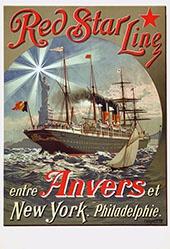 Saltzmann Carl - Red Star Line
