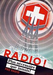 Monogramm E.D. - Radio