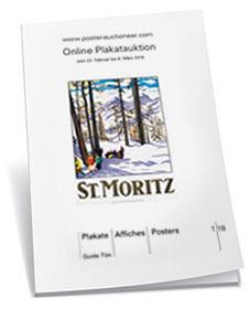 Kommende Online Plakatauktion