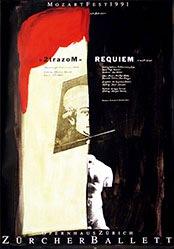 Geissbühler Karl Domenic - Mozart Requiem