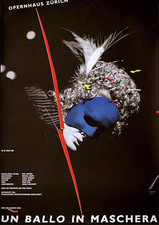 Geissbühler Domenic K. - Un ballo in maschera