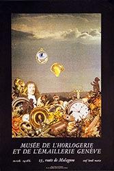 von Treskow Irène - Musée de l'horlogerie