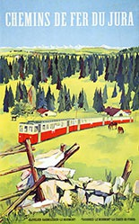 Zulauf Walter - Chemins de fer du Jura
