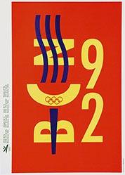 Nolla Quim - Jocs de la XXVa Olympiada
