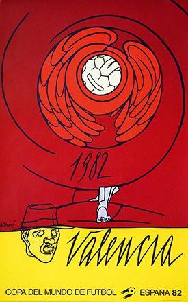 Adami Valerio - Copa del mundo de futbol