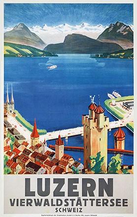 Läubli Walter - Luzern