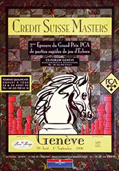 Puget Lionel - Credit Suisse Masters