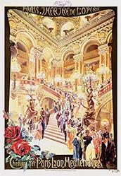 Cuggetti Carlo - Paris, Théatré de l'Opera