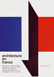 Graf Carl B. - Architecture en France