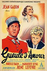 Faivre Henri - Gueule d'Amour