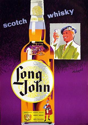 Andruet Françis - Long John
