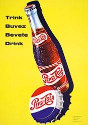 Anonym - Trink Pepsi Cola