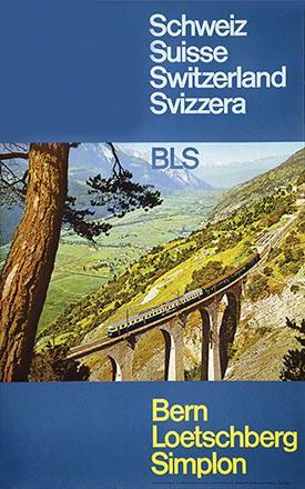 Mühlemann Werner - BLS Bern-Loetschberg-Simplon