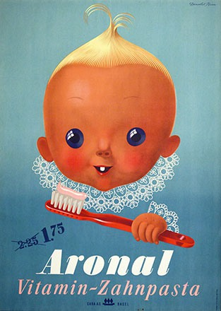 Brun Donald - Aronal