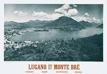 Rüedi Herbert (Photo) - Lugano et Monte Bré