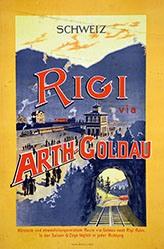 Anonym - Rigi via Arth-Goldau