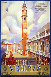 Silvestri Tullio - Vicenza - Venezia