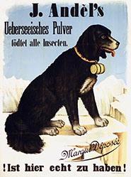 Anonym - J. Andèl's Ueberseeisches Pulver