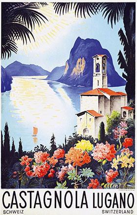 Anonym - Castagnola Lugano