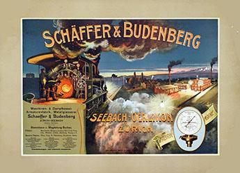 Anonym - Schäffer & Budenberg