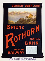 Sculptures Binder - Brienz Rothorn Bahn