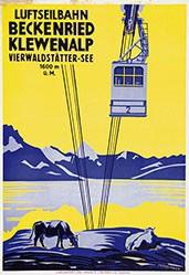 Mernsinger Wilhelm - Lufseilbahn