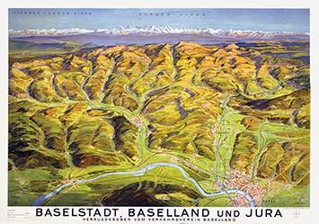 Monogramm - Baselstadt