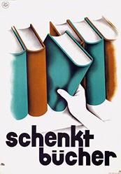 Bachmann Paul - Schenkt Bücher