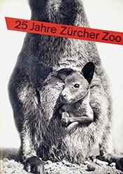 Klages Jürg - 25 Jahre Zürcher Zoo