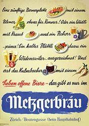Behrmann / Bosshard - Restaurant Metzgerbräu