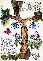Piatti Celestino - Naturschutz  Aktion